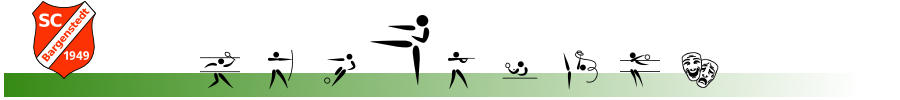 Logo Bargenstedter SC / Karate